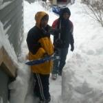 Snowshovellers 2-09-13
