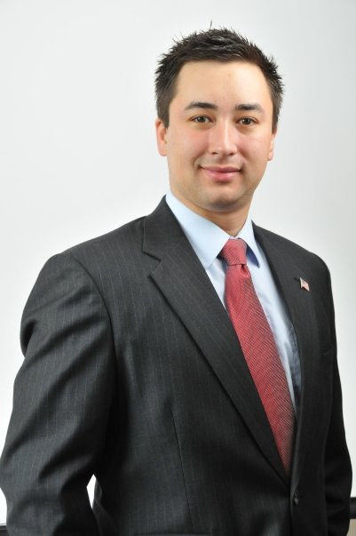 Cambridge City Councillor Leland Cheung