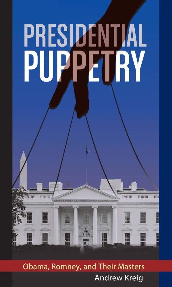 Presidential Puppertry cover